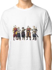Avatar Old Friends Classic T-Shirt
