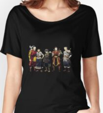Avatar Old Friends Women's Relaxed Fit T-Shirt