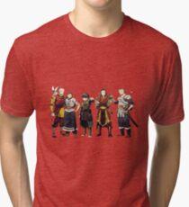 Avatar Old Friends Tri-blend T-Shirt