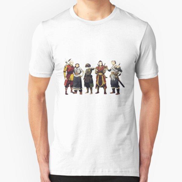 Avatar Old Friends Slim Fit T-Shirt