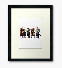 Avatar Old Friends Framed Print