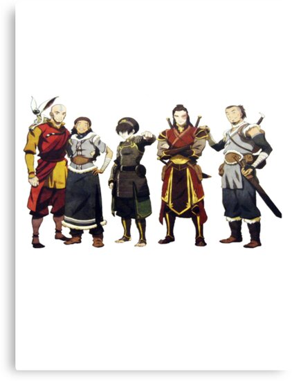 Avatar Old Friends by jereeebear