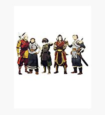 Avatar Old Friends Photographic Print