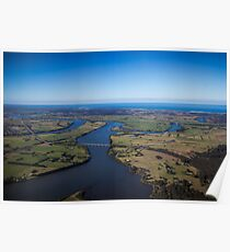 The Manning River - Taree Poster