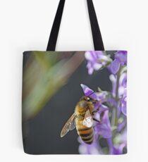 Bee Happy II Tote Bag