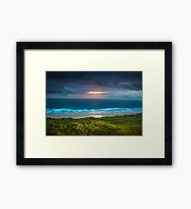 Perranporth Beach Framed Print