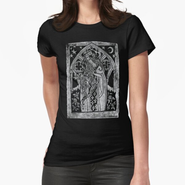 Isolde Fitted T-Shirt
