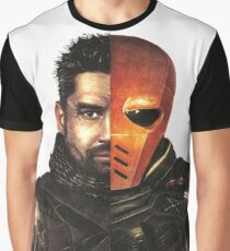 Slade Vs Deathstroke Graphic T-Shirt