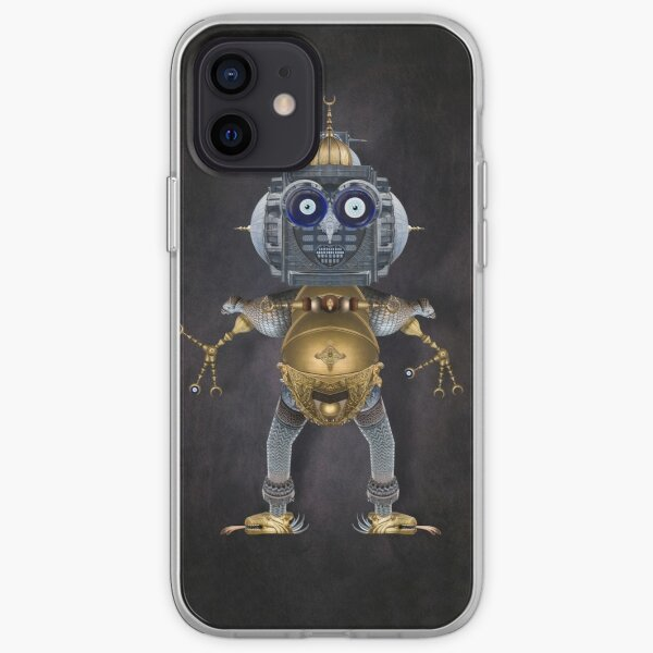 ROBOT iPhone Soft Case