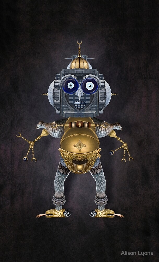 ROBOT by Alison Lyons