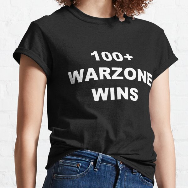 Copy of Copy of Copy of I Always Win the Gulag - Warzone T-shirt classique