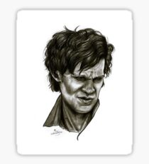 """Choices"" (Matt Smith/Doctor Who) Sticker"