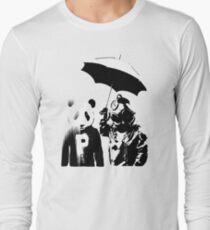 saving panda Long Sleeve T-Shirt