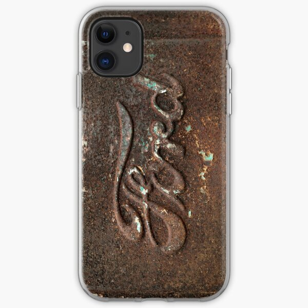 Rusty Ford tailgate iPhone Soft Case