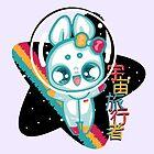 Moon Bunnies: Space Traveller by Indigo East