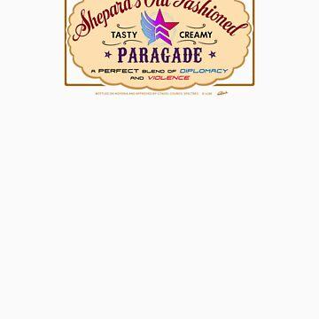 Paragade Soda Logo Yellow by efleck