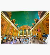 Grand Central Terminal - NYC Poster