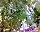 Green Fluorite (Detail) by Stephanie Bateman-Graham