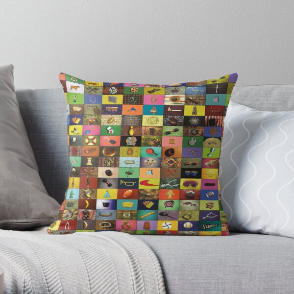 We Are Things Throw Pillow