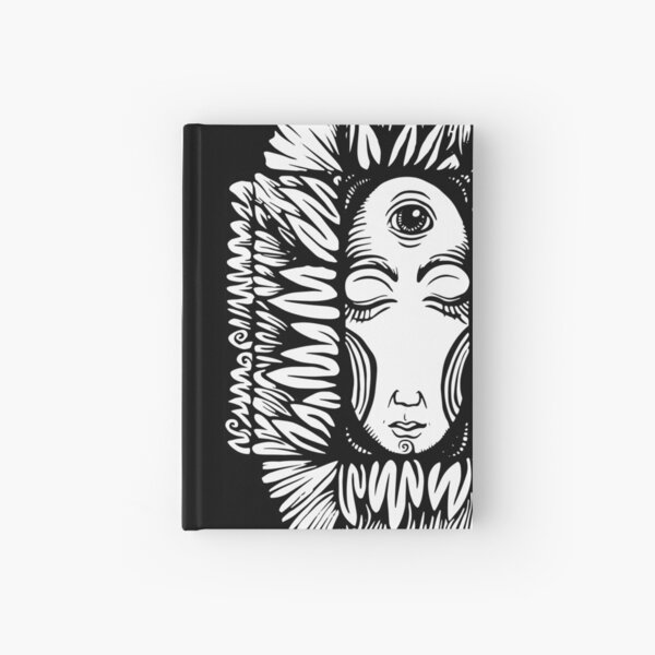Night Flower Hardcover Journal