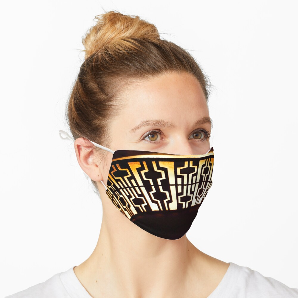 No Clever Name Because Somebody Requested THIS EXACT MASK Mask