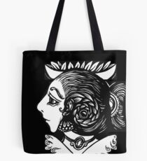 Toad Lady Tote Bag