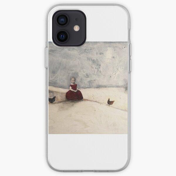 chicken little iPhone Soft Case