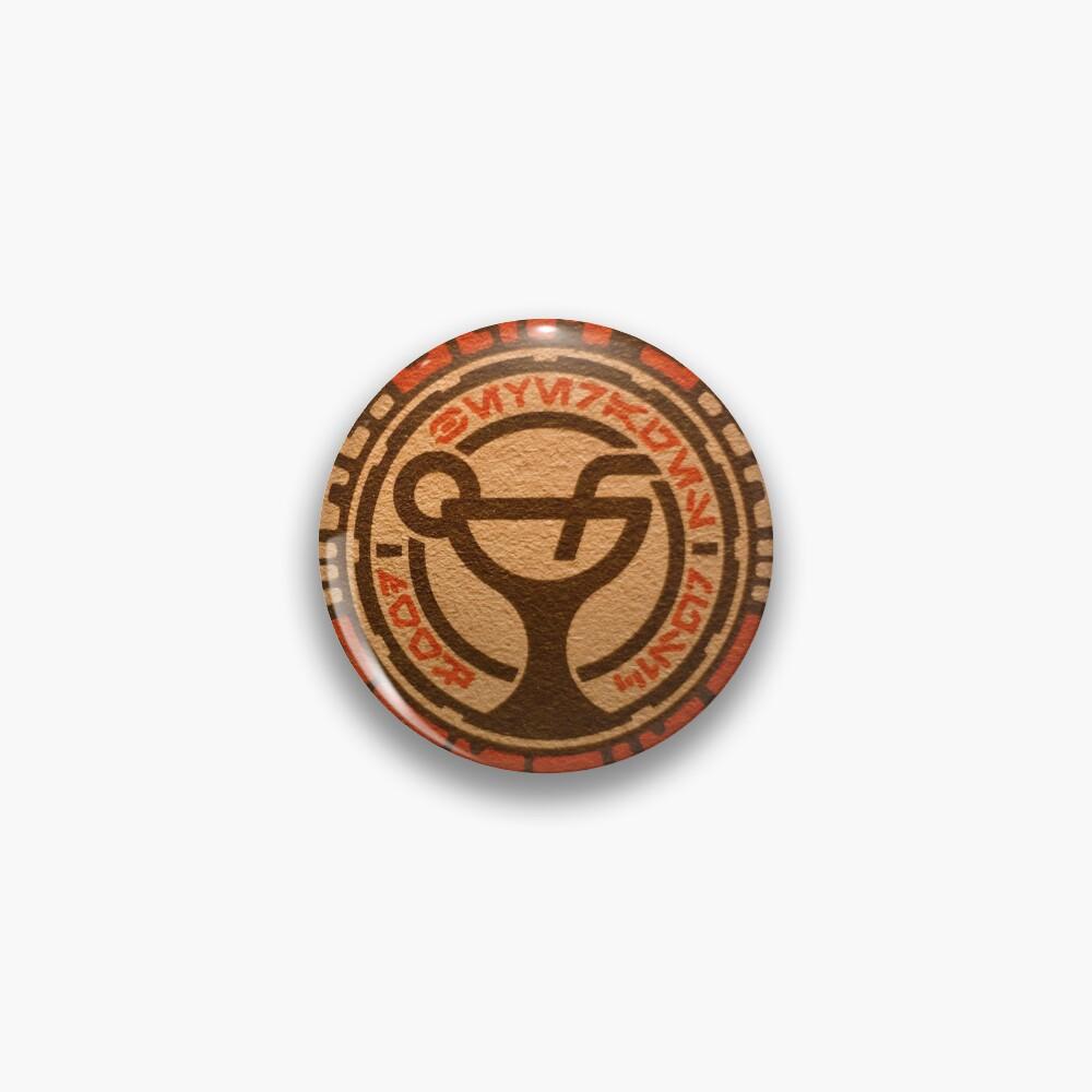Oga's Cantina Coaster Two Pin