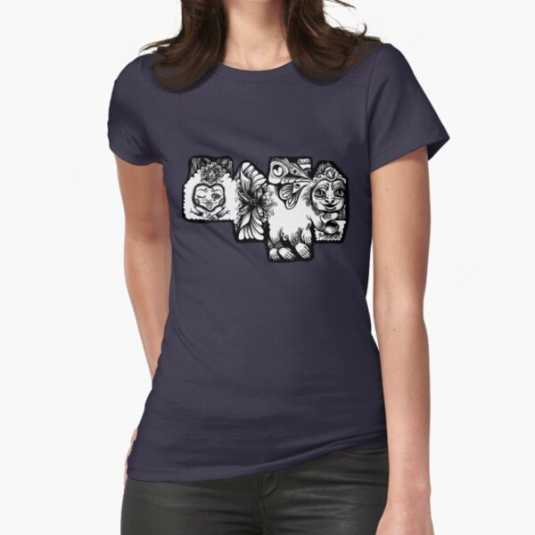 Gem Keepers Fitted T-Shirt