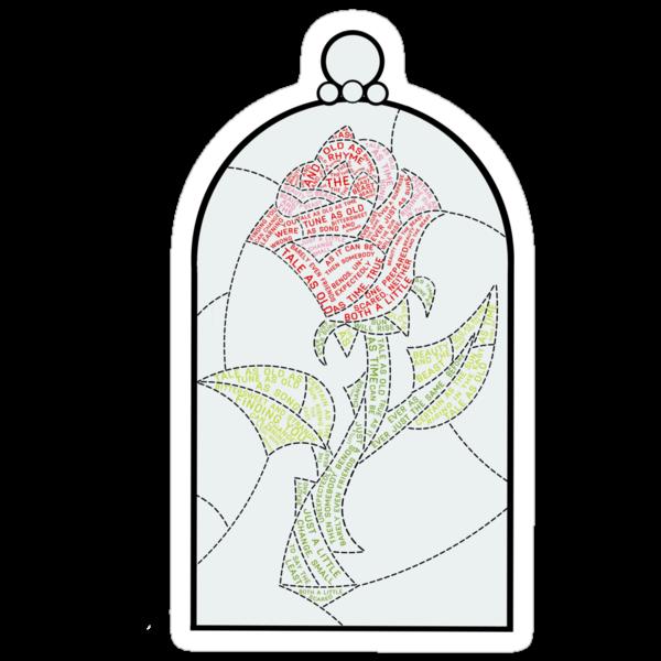 Enchanted Rose by rebeccaariel