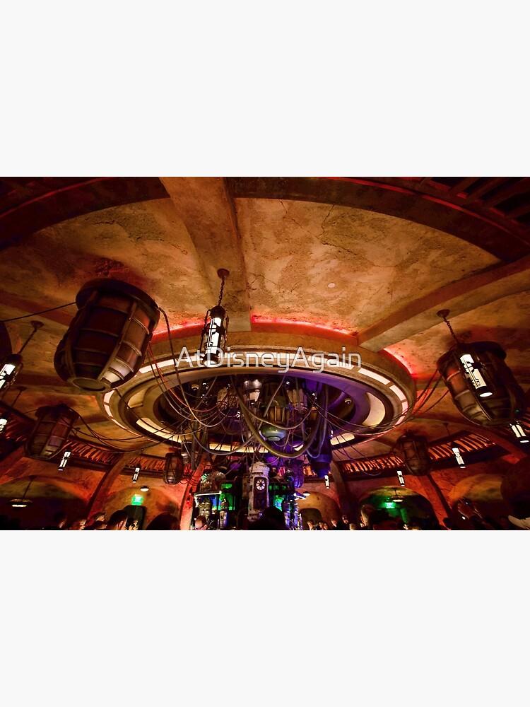 Oga's Cantina Ceiling by AtDisneyAgain