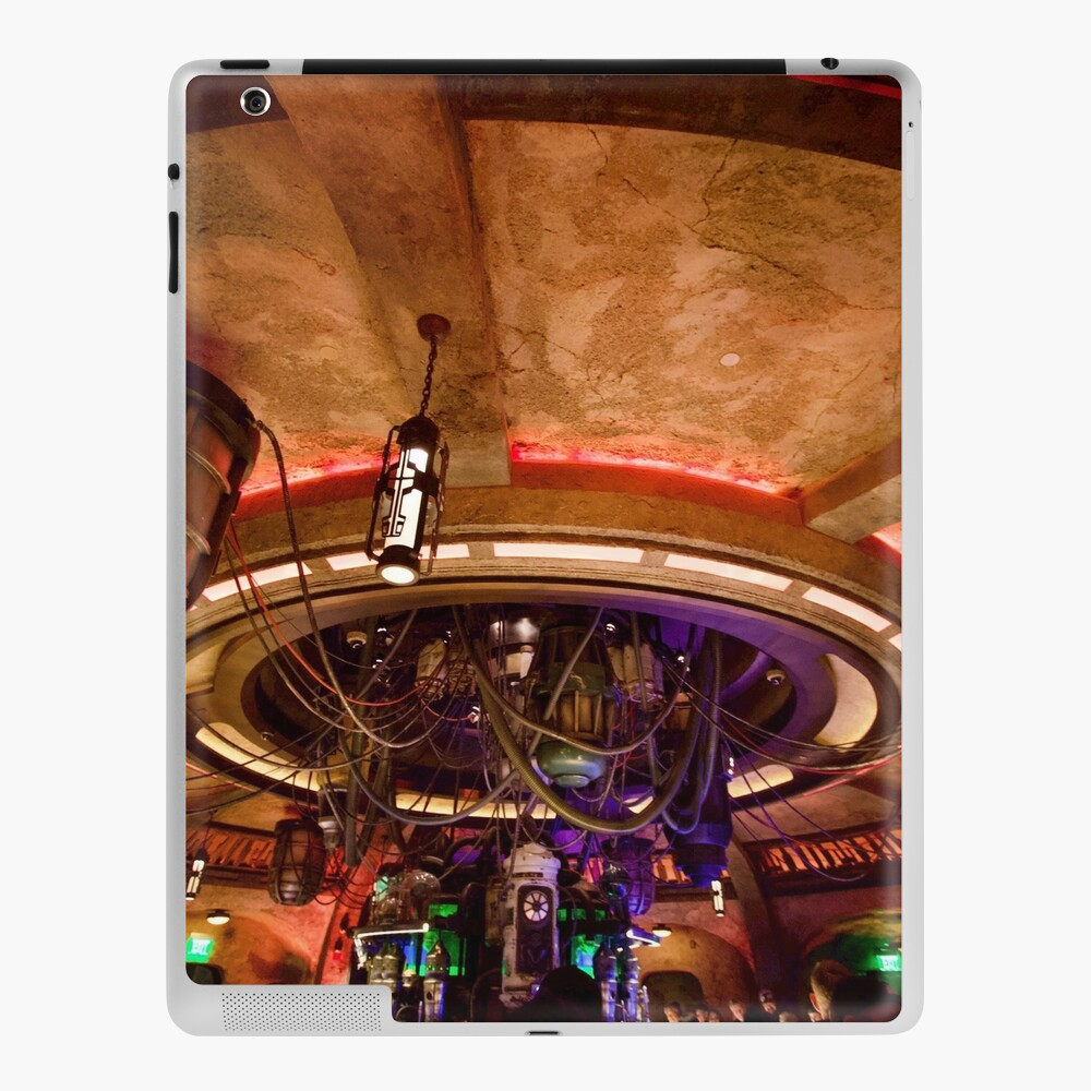 Oga's Cantina Ceiling iPad Case & Skin