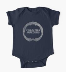 Fish-Eaters Anonymous Kids Clothes