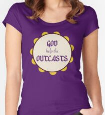 Outcasts Women's Fitted Scoop T-Shirt