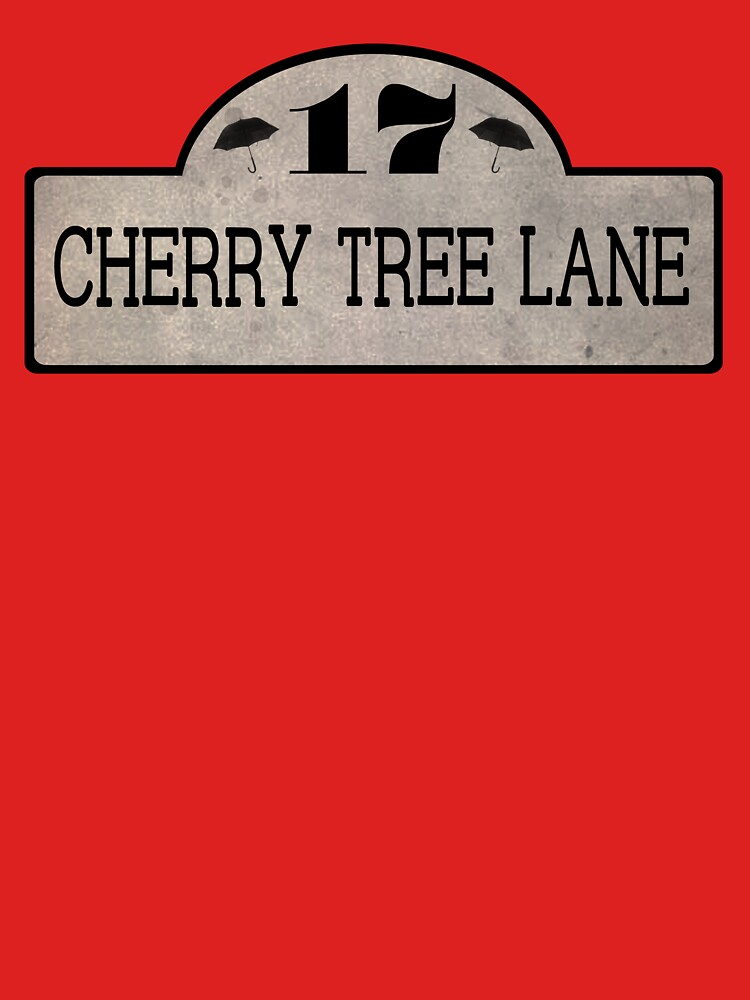 Cherry Tree Lane | Unisex T-Shirt
