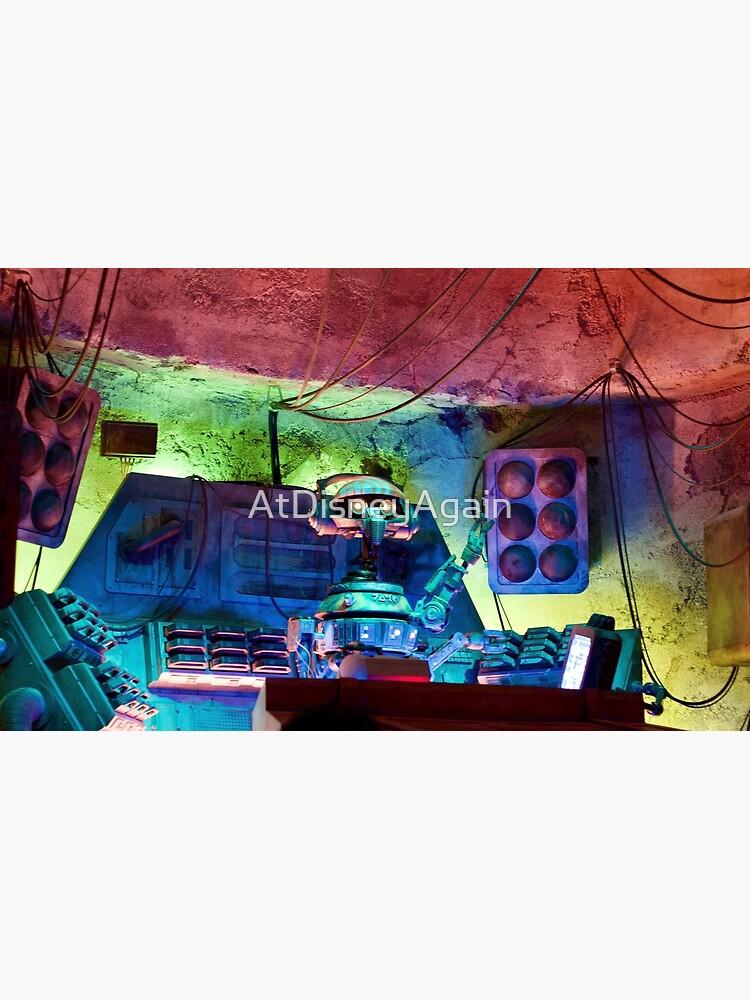 DJ R-3X  by AtDisneyAgain