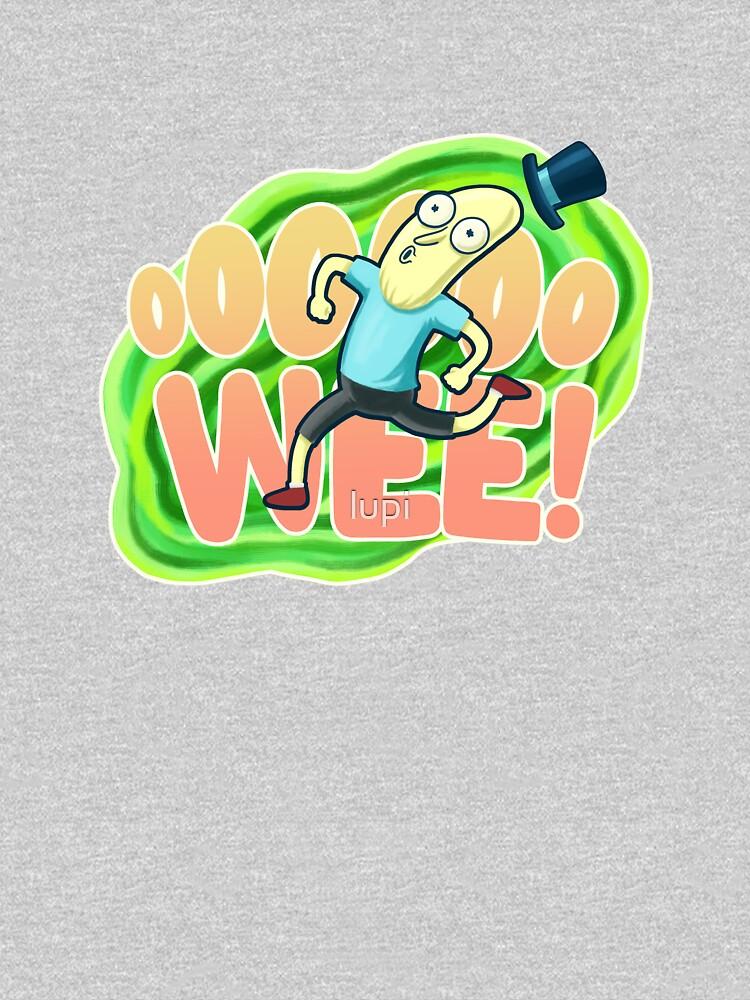 Ooooo-wee! It's Mr. Poopybutthole! by lupi