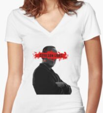 Coulson Lives Women's Fitted V-Neck T-Shirt
