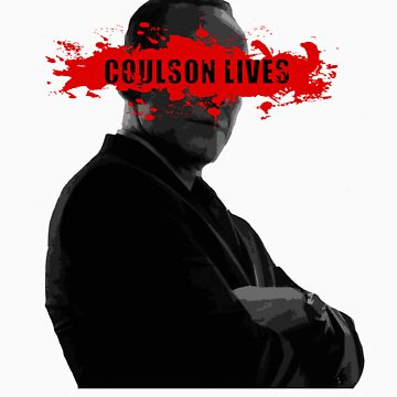 Coulson Lives by cyaxares