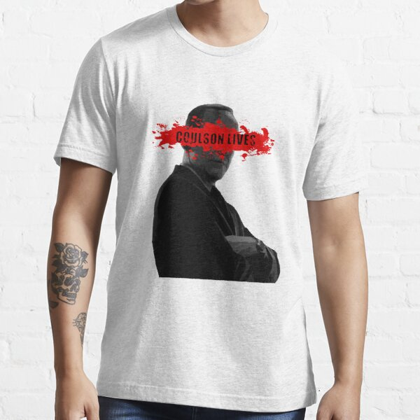 Coulson Lives Essential T-Shirt