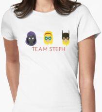 Team Stephanie Brown Womens Fitted T-Shirt
