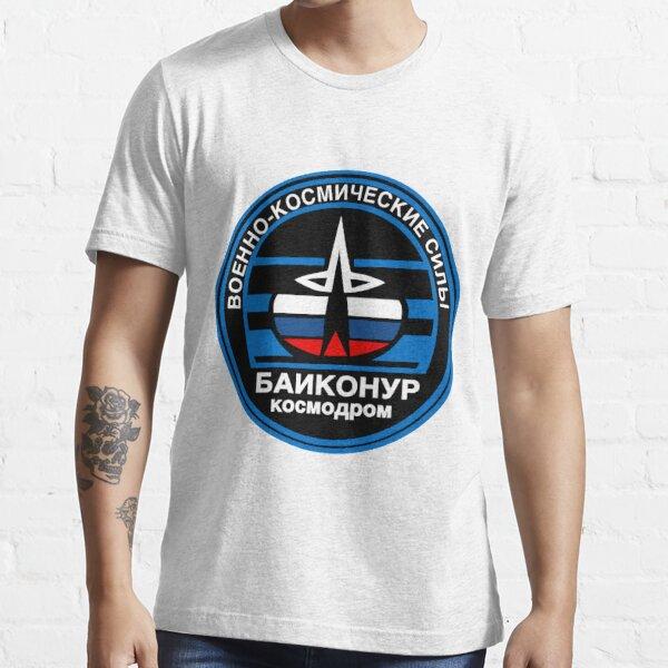 Baikonur Cosmodrome Logo Essential T-Shirt