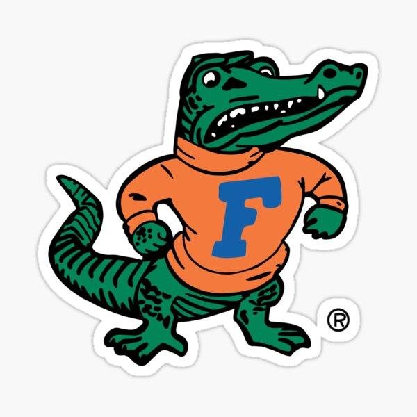 Florida gators logo Sticker