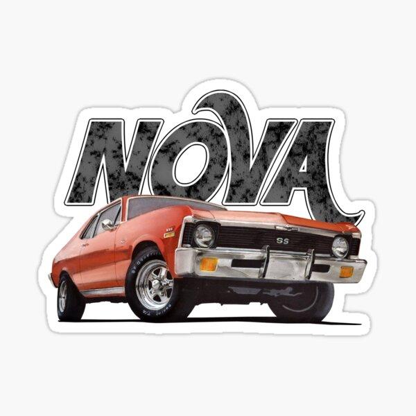 Super Nova Sticker