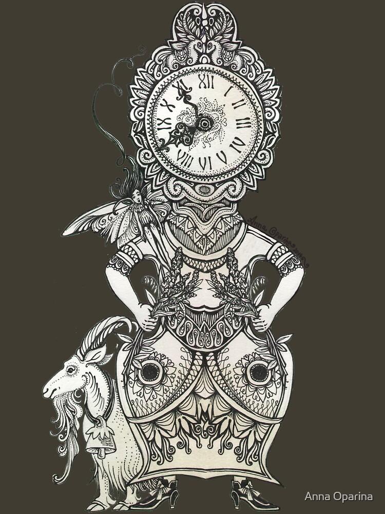 Clock by Oparina