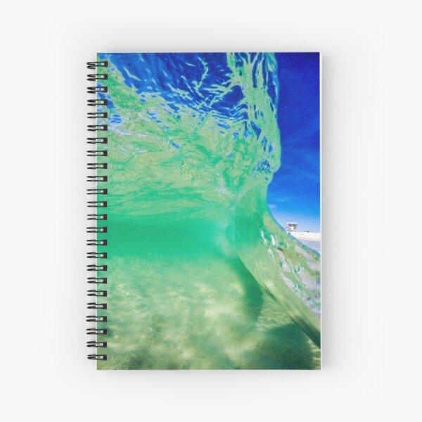 Over & Under Spiral Notebook