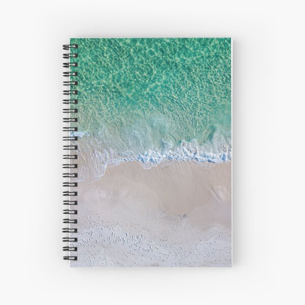 Overhead Clarity Spiral Notebook