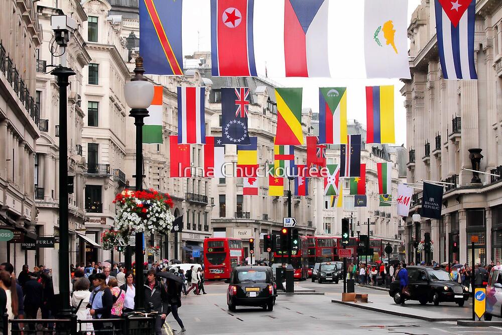 Olympic London by Irina Chuckowree
