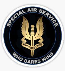 Special Air Service Logo Sticker