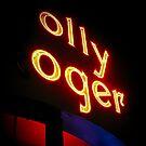 the olly oger by Bruce  Dickson